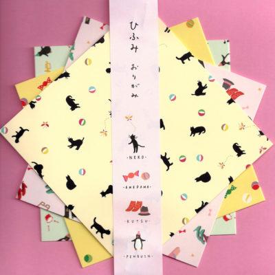 Enveloppe cadeau origami