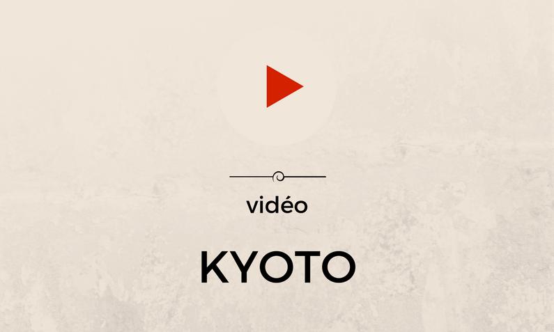 Vidéo de Kyoto en hyper motion