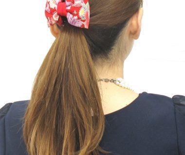 Pince à cheveux Noeud papillon